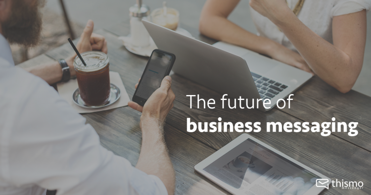 thismo messenger: The future of business messaging